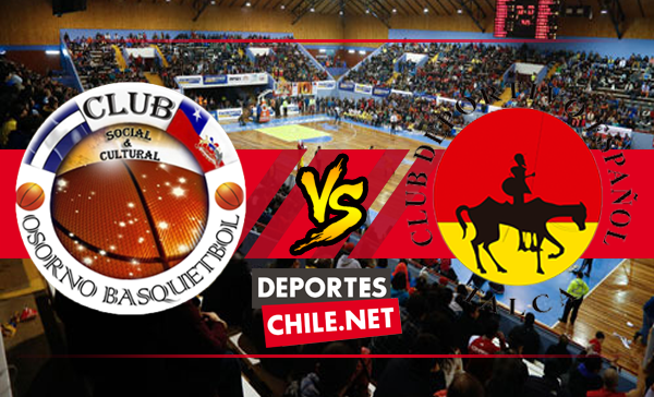 Ver stream hd youtube facebook movil android ios iphone table ipad windows mac linux resultado en vivo, online: Osorno Básquetbol vs Municipal Español de Talca