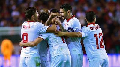 Crónica Sevilla FC 4 - Dinamo Zagreb 0