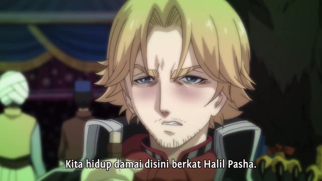Shoukoku no Altair Episode 04 Subtitle Indonesia