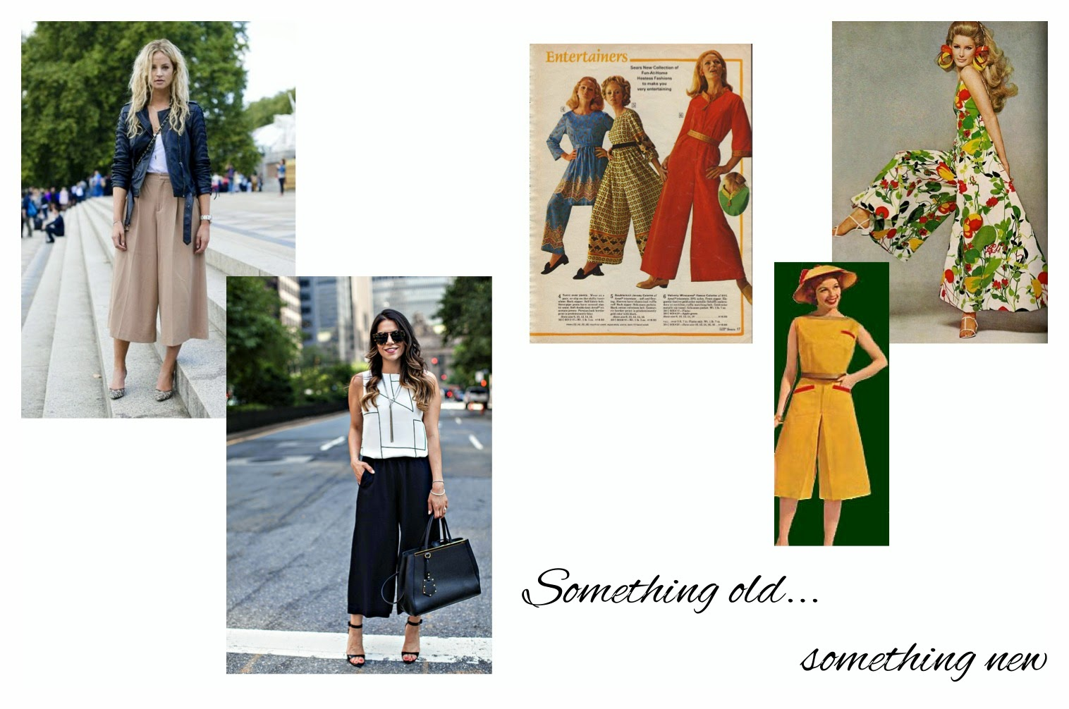 Fashion Trends: Culottes