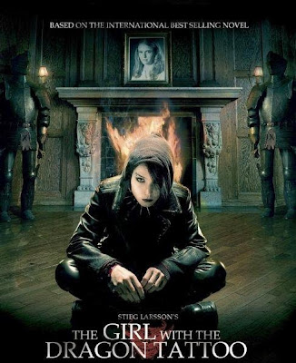 Poster Of The Girl with the Dragon Tattoo (2009) Full Movie Hindi Dubbed Free Download Watch Online At worldfree4u.com