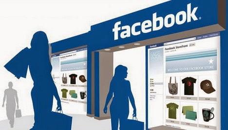 como vender pela internet no facebook