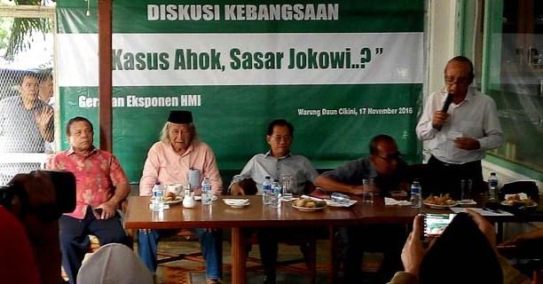 Aksi 25 November Berpotensi Berubah Menjadi Revolusi Nasional Tumbangkan Jokowi