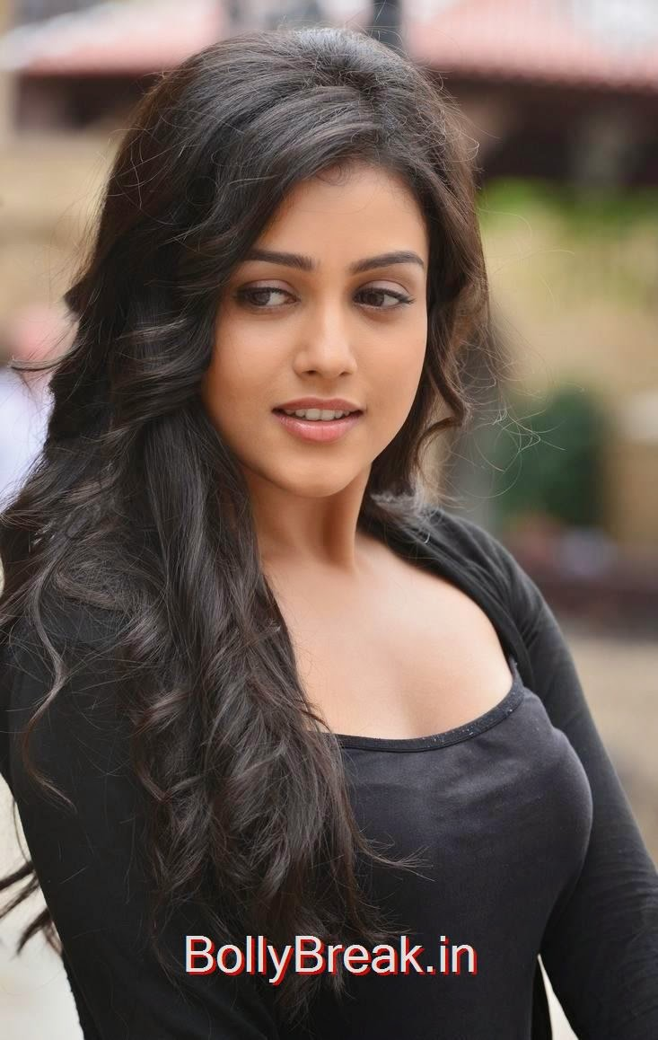 Telugu Actress Mishti Chakraborty, Mishti Chakraborty hot pics in Black Dress