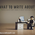 What to write about? 101 travel blog post ideas