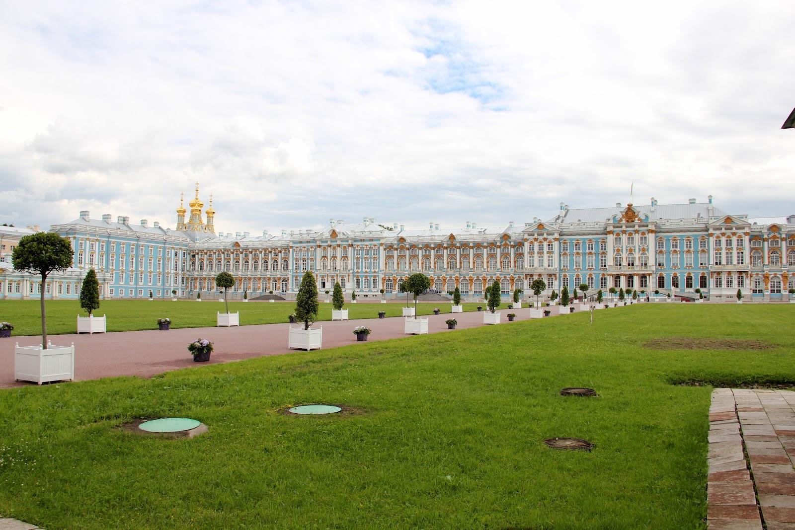 Reeds Around The World Tsarskoe Selo