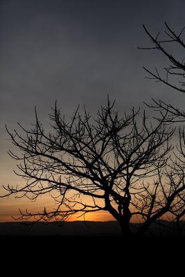 Senja di Waingapu, Sumba Timur, NTT