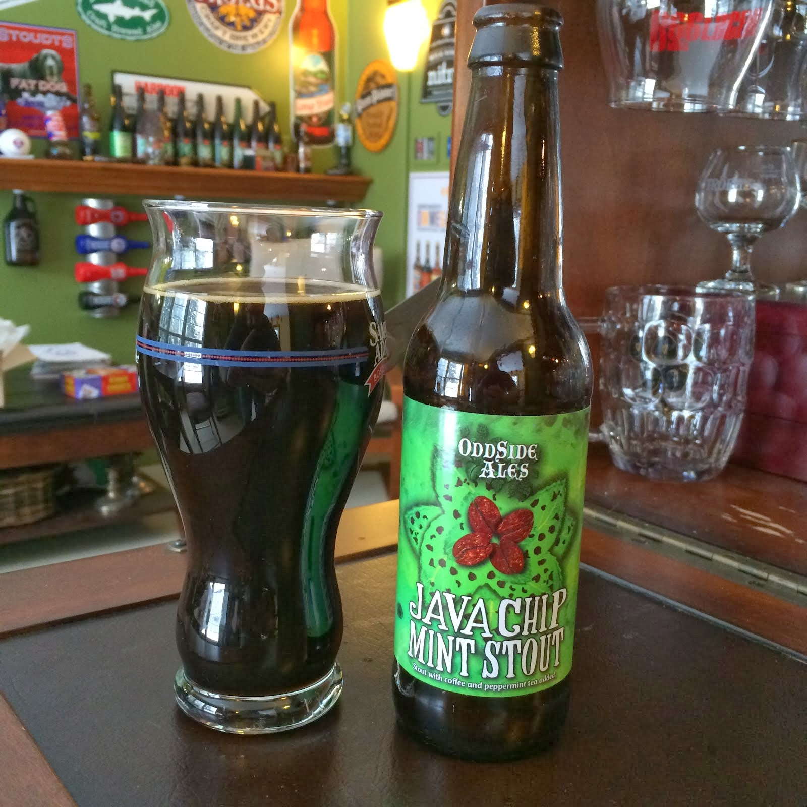 Flying Fish Farmhouse Summer Ale The I B U Incredible Beer Universe Odd Side Ales Java