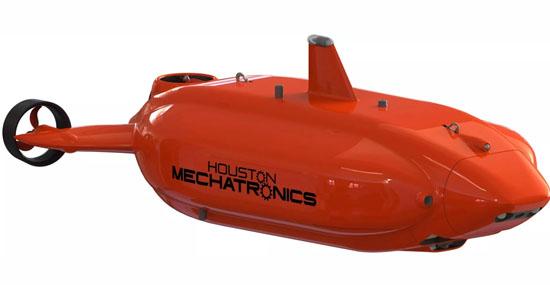 'Transformer' submarino é criado por ex-engenheiros da NASA