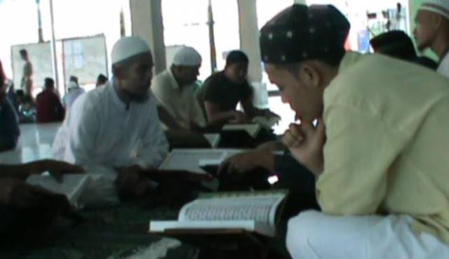 Kisah Terpidana Mati Jadi Guru Ngaji di Lapas Medan