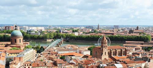Panorâmica de Toulouse – França