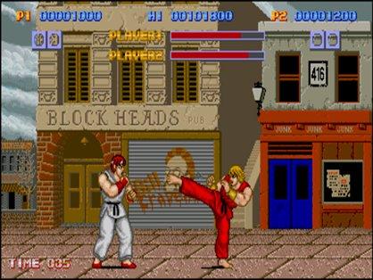 descargar videojuego portable street fighter