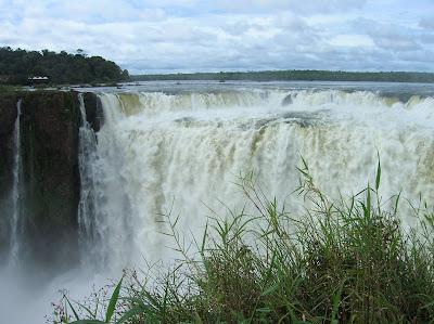 Cataratas de Iguazú, Argentina, vuelta al mundo, round the world, La vuelta al mundo de Asun y Ricardo