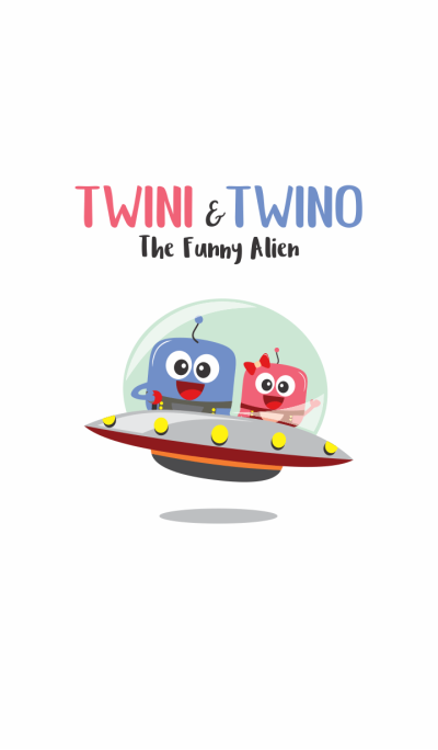 Twini & Twino The Funny Alien