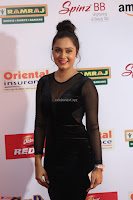Vennela in Transparent Black Skin Tight Backless Stunning Dress at Mirchi Music Awards South 2017 ~  Exclusive Celebrities Galleries 020.JPG