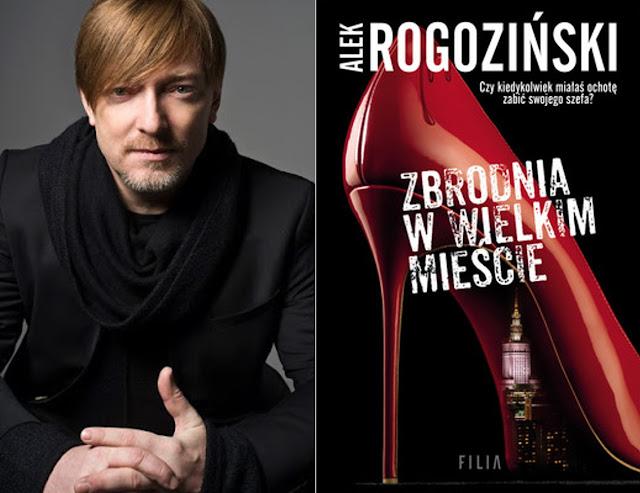 Alek Rogoziński. Rozmowa