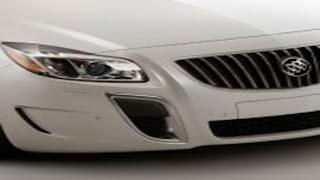 Dream Fantasy Cars-Buik Regal 2011