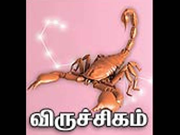 புரட்டாசி மாத ராசி பலன் - விருச்சிகம்