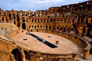 6. Amfiteater El Djem