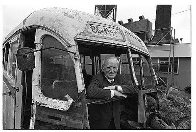 Thomas Niedermayer, Werner Heubeck, Ulsterbus, Ulster Troubles, Germany, West Germany