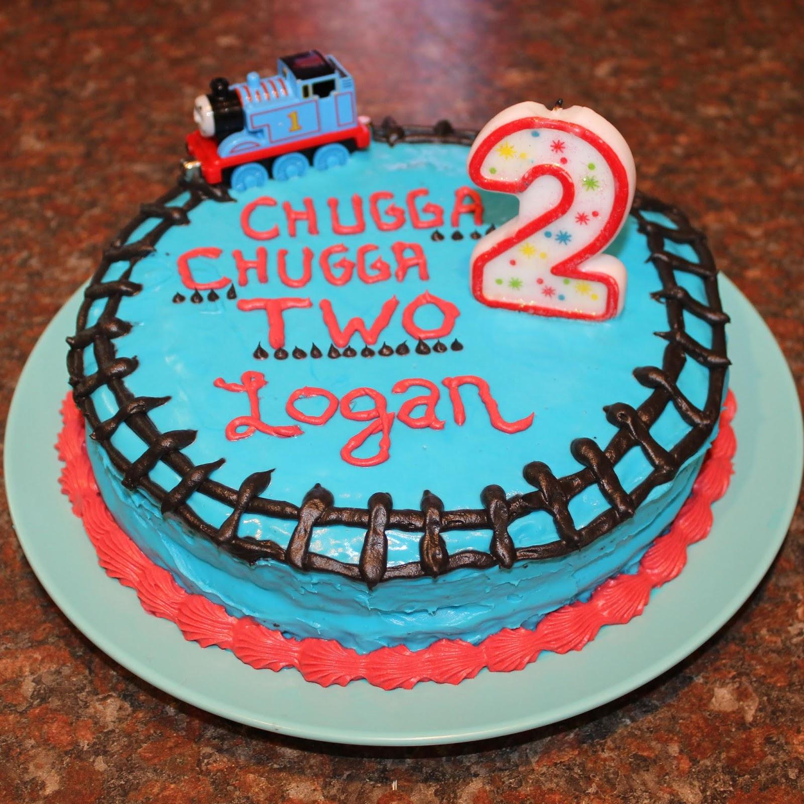 Superb Thomas The Train Birthday Party Chugga Chugga Two Two Funny Birthday Cards Online Eattedamsfinfo