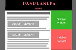 Cara Memasang 2 Unit Iklan Adsense di Tengah Postingan Blogspot