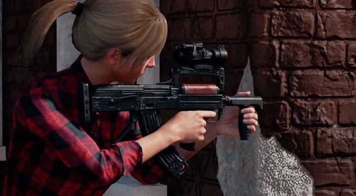 PlayerUnknown's Battlegrounds - PUBG: The best Assault Rifle