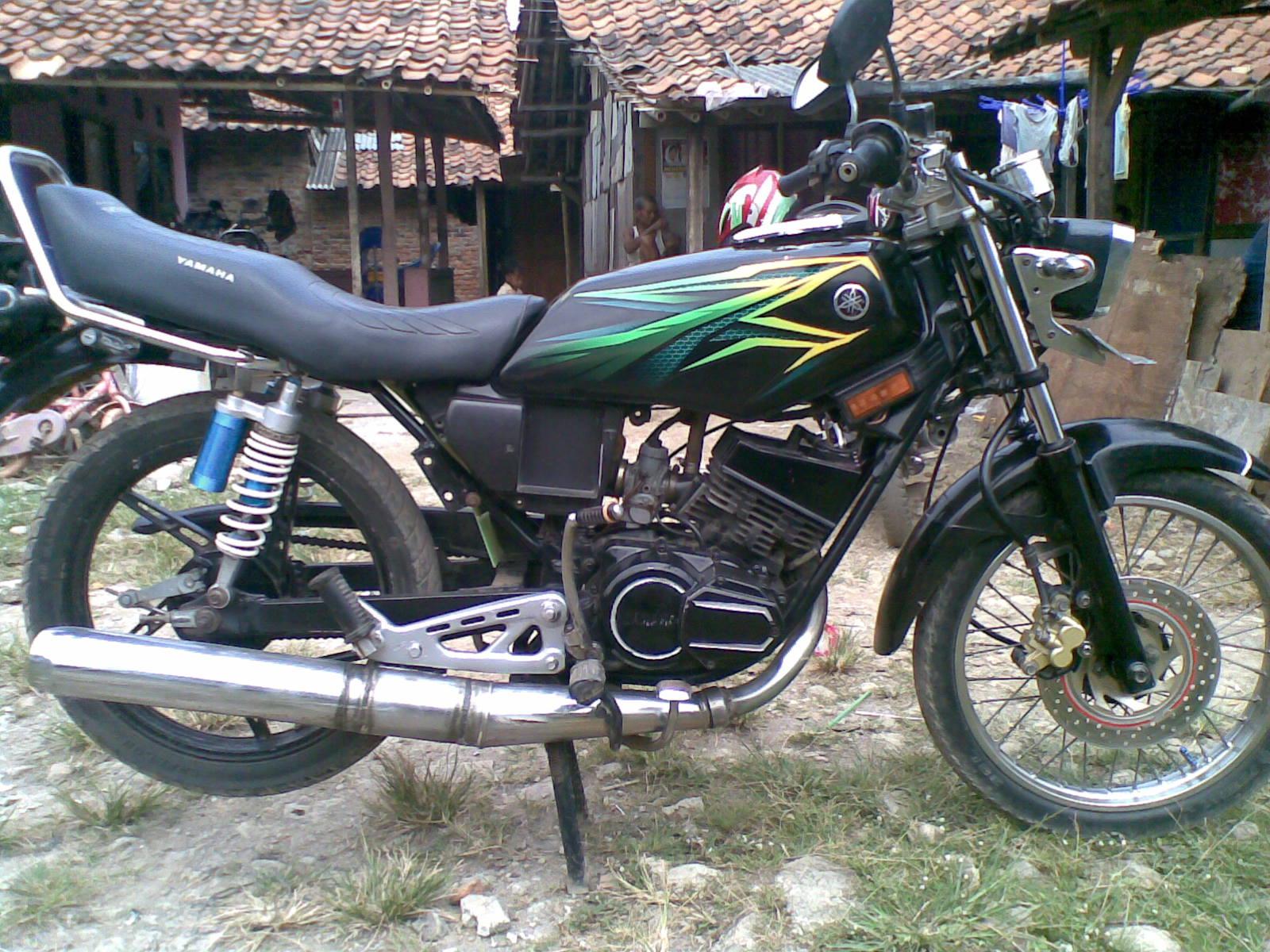 Download Image Motor Rx King Thn Kb Jpeg Gambar Modifikasi PC