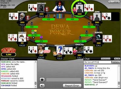 Cheat Poker88 Poker Aplikasi Cheat Hack Dewapoker Update Agustus 2012