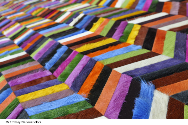 Wonders Will Never Cease Kyle Bunting S Technicolor Dream Rugs
