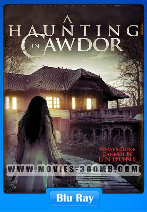 A Haunting in Cawdor 2015 480p BluRay 290MB x264 Poster
