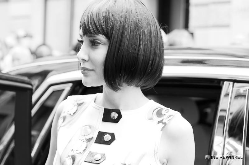 Paris Fashion Week Elie Saab Deborah Hung