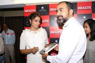 Bollywood Actress Bipasha Basu Unviels Health Nutrition Success Issue Pos  0023.JPG