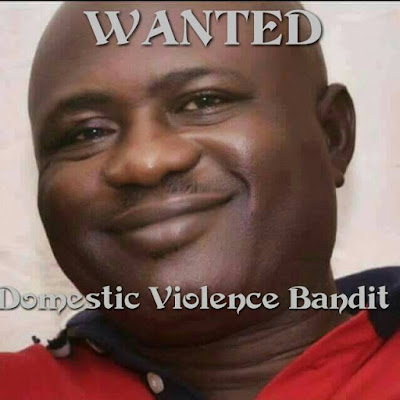 Lekan Shonde is wanted by Lagos state police for killing his wife Ronke Shonde