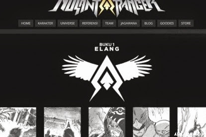 Nusantaranger, Power Rangers Versi Indonesia