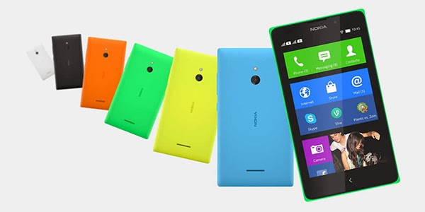 Nokia X devices receive new software update
