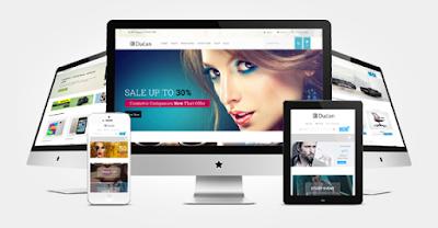 theme wp toko online free