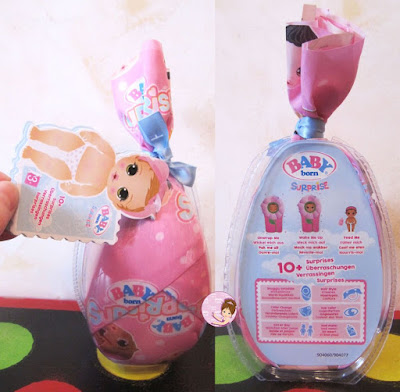 Baby Born Surprise dolls