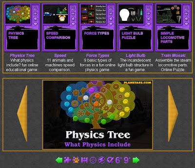 Physics Mosaics