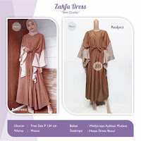 Zahfa Dress