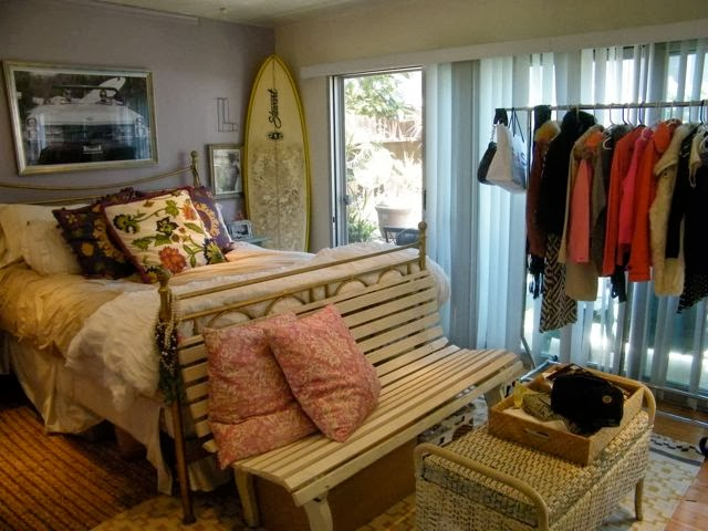 Ashley S Beachy Shabby Chic Studio Apartment