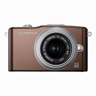 kamera Mirrorless Olympus E-PM1
