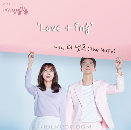 The NuTs – LOVE IS BUBBLE OST Part.5