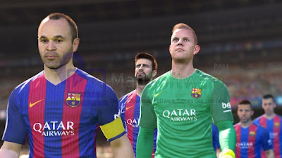 download PES 2017 terbaru pc