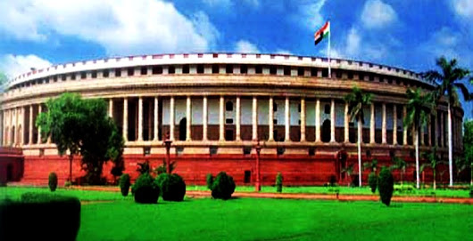 Indian Parliament Hiring LLB Graduates