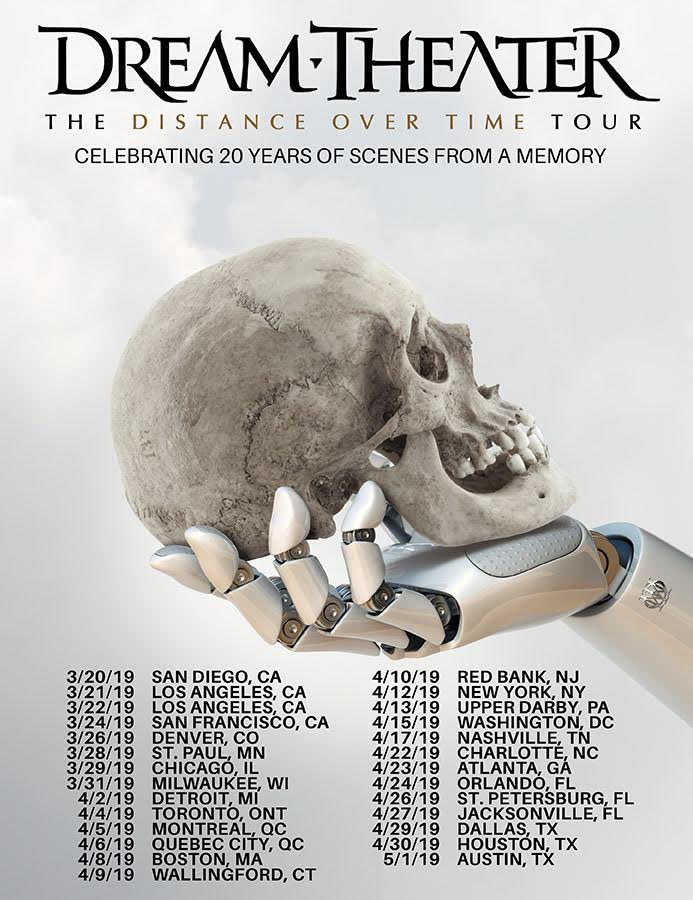 Dream Theater, Distance Over time, Distance Over time tour, slashky gitaris, www.slashkygitaris.com, album dream theater