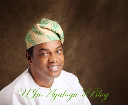The Real Change is Coming - Cross River Ex-governor, Donald Duke Declares Presidential Ambitions