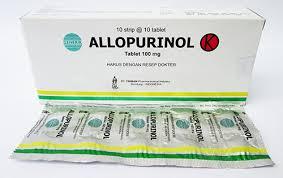 سعر ودواعى إستعمال أقراص الوبيورينول Allopurinol للنقرس