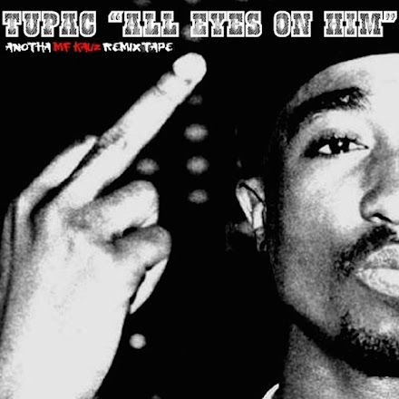 MF Kauz: All Eyes On Him Tupac Remix Tape Side A und Side B ( Stream und Free Download )