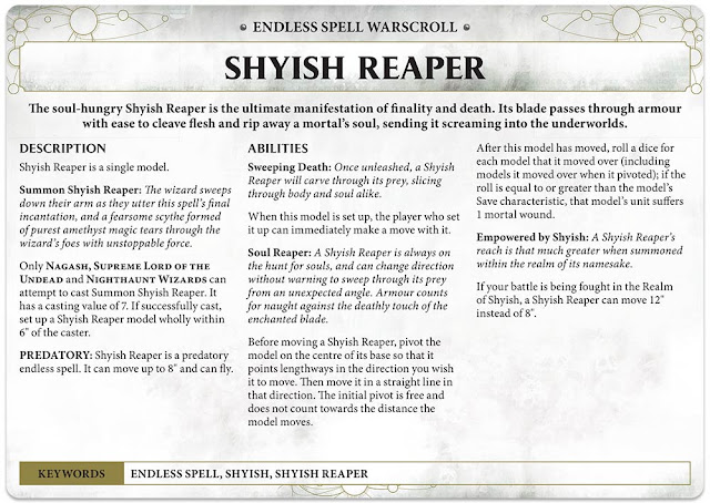 Shyish Reaper